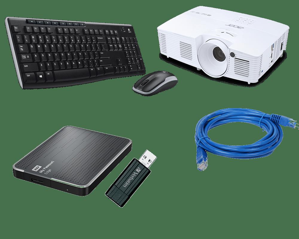 Accessoires & Connectique